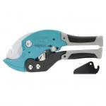 Ножницы для резки изделий из ПВХ, D - до 36 мм, 2-х комп. рукоятки, рабочий стол для плоских изделий GROSS 78420
