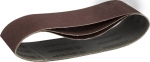 Купить Лента шлифовальная универсальная бесконечная на тканевой основе для ЛШМ P180 75х533мм ЗУБР МАСТЕР 35542-180