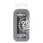 Набор бит LiftUp 26one® дополнительная упаковка 2 WIHA 380304007 41384  - Купить