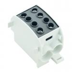 Распределительный блок Weidmuller WPD 103 2X70/2X50 BK 1561830000