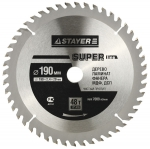 Диски пильные по дереву, серия «SUPER Line» Stayer 3682-200-32-48