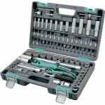 Купить Набор инструментов 94 предмета, 12 гранные головки STELS 14118