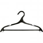 Вешалка пластик. для легкой одежды размер 46-48, 410 мм ТМ Elfe 92908