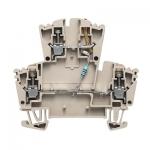 Проходная клемма Weidmuller WDK 2.5 LD RT 24VDC +- 1023600000