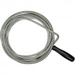 Купить Трос для прочистки труб, L - 3 м, D - 6 мм СИБРТЕХ 92460