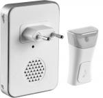 Купить Дверной звонок электрический 16 мелодий 100м 220В 12V 23A СВЕТОЗАР 58078