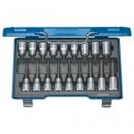 Купить Набор торцевых головок с отверточными вставками 1/2 T20-60 18шт GEDORE ITX 19 LKP 6138510