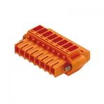 1639150000 WEIDMULLER Розетка кабельная BL 3.50/16/90F SN OR BX
