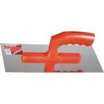 Купить Гладилка из нерж. стали, 280 х 130 мм, зеркальная полировка, пластмассовая ручка MATRIX 86776