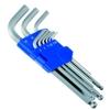 Купить HE-50813438280 HEYTEC Набор шестигранных ключей со сферич. головкой 9 шт. в пласт. зажиме