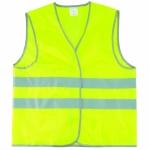 Жилет сигнальный, желтый, размер XL СИБРТЕХ 89515