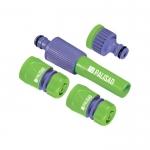 Купить Набор для подключения шланга 3/4 (распылитель, 3 адаптера к распылителю) PALISAD 65179