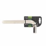 Купить Ключ имбусовый HEX, 20 мм., 45x, закаленный, никель Сибртех 12351, СИБРТЕХ