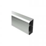Алюминиевый кабель-канал 110х50 мм ДКС 01199