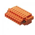 Розетка кабельная BLZF 3.50/03/180F SN OR BX