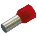Изол. втулочные наконечники 1.5/18 (красный) (упак 500 шт) Haupa