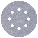 шлифовальных дисков на липучках (5 шт.) wolfcraft 1150000