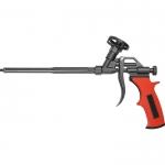 Купить Пистолет для монтажной пены, тефлоновое покрытие, двухкомпонентная ручка MATRIX 88669