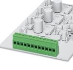 Клеммные блоки для печатного монтажа - MKDSD 2,5/ 6-5,08 - 1730544 Phoenix contact