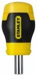 Купить 0-66-357 STANLEY Отвертка Stubby Multibit + 6 вставок