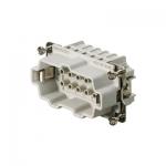 1204300000 WEIDMULLER Вставка для штыревых контактов HDC-HE-10SCM
