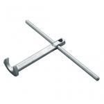 Купить Ключ гаечный с отогнутой рожковой частью и воротком 16 mm GEDORE DS 3114 16 6677220