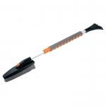 Купить Щетка-сметка для снега со скребком телескопическая STELS 55313