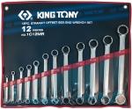Набор накидных ключей KING TONY 1C12MR