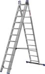 Купить Лестница алюминиевая трехсекционная ЗУБР ЭКСПЕРТ 38831-11