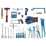 Купить Набор инструментов для сантехника, 49 предметов GEDORE S 1025 2319896