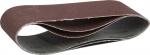 Купить Лента шлифовальная универсальная бесконечная на тканевой основе для ЛШМ P80 75х533мм ЗУБР МАСТЕР 35542-080