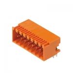 1727880000 WEIDMULLER Разъем на печатную плату S2L 3.50/16/90G 3.5SN OR BX
