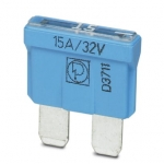 Защитное устройство (предохранитель) - SI FORM C 5 A DIN 72581 - 0913692 Phoenix contact