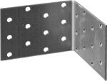 Купить Крепежный угол равносторонний ЗУБР МАСТЕР 310206-060-080
