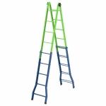 Купить Лестница - стремянка –трансформер, 148 см.-44 см. / 220 см-448 см. Сибртех 97892, СИБРТЕХ