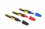 Купить 0-47-322 STANLEY Набор из 3-х разноцветных маркеров FatMax с заостренным наконечником