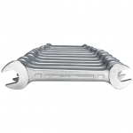 Набор ключей гаечных рожковых двусторонних 6-34 мм 12шт GEDORE 6-122 ISO 6078350