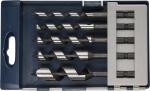 Купить Набор ЗУБР Сверла по дереву спираль Левиса шестигранный хвостовик 1/4 6 8 10 12 16 мм 5 пред ЗУБР ЭКСПЕРТ 29483-H5