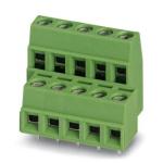 Клеммные блоки для печатного монтажа - MKKDSN 1,5/ 6-5,08 - 1726189 Phoenix contact