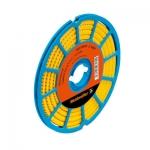 Маркировка CLI C 02-3 GE/SW / CD  для провода 0,5-1,5 кв.мм. цвет желтый