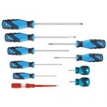 Купить Набор отверток с трехкомпонентными рукоятками 10 предметов IS 3-8 PH 1-2 GEDORE 2150-2160 PH-010 1482343