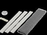 Сетка противомоскитная раскраиваемая для дверей, серия COMFORT Stayer 12502-10-22