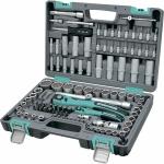 Купить Набор инструментов 109 предметов 12 гранные головки STELS 14122