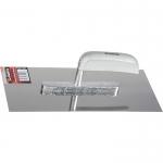 Купить Гладилка из нержавеющей стали, 280 х 130 мм, деревянная ручка MATRIX 86733